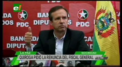Tuto pide la renuncia del fiscal Guerrero por su rol «deleznable» en el caso Zapata