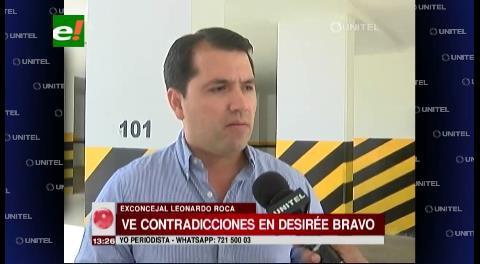 Caso dron: Ex concejal Roca ve contradicciones en las declaraciones de Desirée Bravo