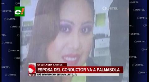 Mujer cómplice en atropello de joven es enviada a Palmasola