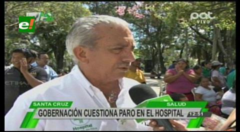 «Hospital San Juan de Dios recibió más recursos que cualquier otro nosocomio de Bolivia»