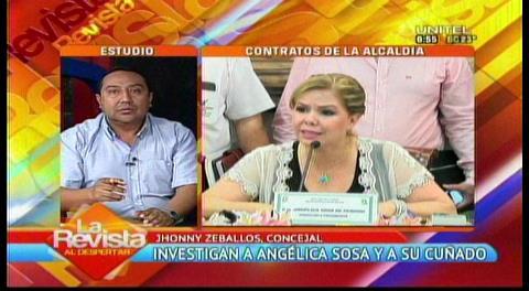 MAS: Angélica Sosa no puede eludir su responsabilidad en el caso ITC