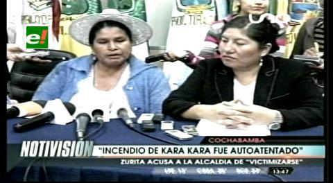 K'ara K'ara: Asambleístas departamentales acusan a la Alcaldía de confundir a la población