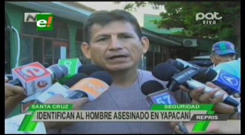 Identifican a hombre maniatado y asesinado en la zona de Yapacaní