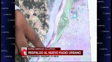 Pedirán al Ministerio de Autonomía no ampliar la mancha urbana