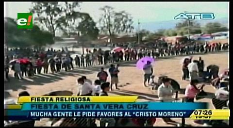 Cochabamba: Celebración de la fiesta de Santa Vera Cruz