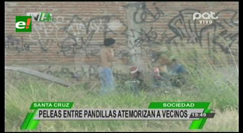 Pandilleros atacan varias casas en la ciudadela Pampa de la Isla