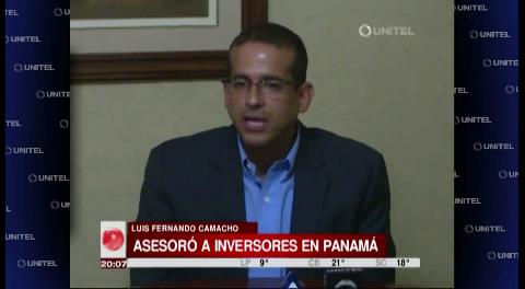Asesor de la Corporación Jurídica defiende inversiones en Panamá
