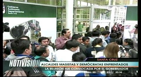 Ediles masistas dejan plantado al gobernador Costas