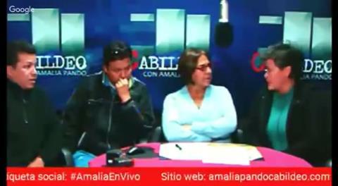 Familia de Pilar Guzmán niega versión de Valverde de haber presentado a un nieto en caso Zapata