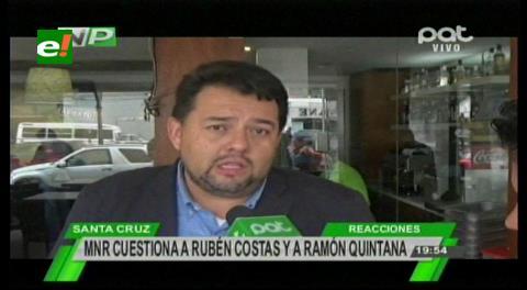 """Critican a Costas por su declaración sobre la """"extrema derecha"""""""