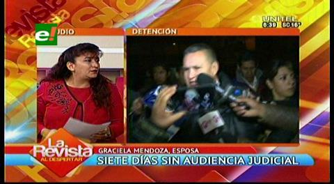Esposa de abogado León aún espera que Defensor del Pueblo se pronuncie sobre el caso