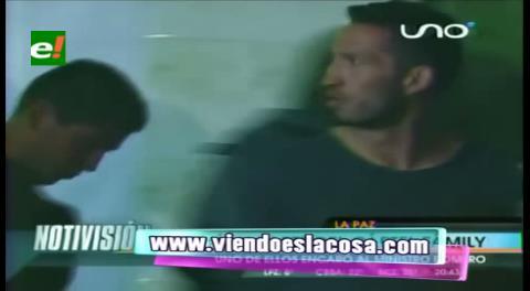 Presunto pandillero del  Cártel Family  increpó al ministro Romero, le gritó maleante