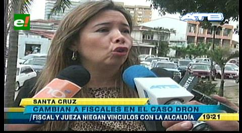 Caso dron: Jueza anticorrupción niega vínculos con la Alcaldía cruceña