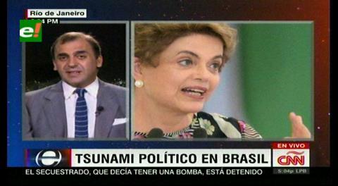 PMDB abandona a Dilma y su futuro se complica