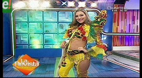 María Belén Rea se llamará Bolivia en certamen internacional