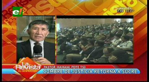 El TSJ está en desacuerdo con abrir la CPE para elegir autoridades judiciales
