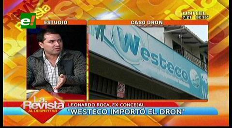 Caso dron: Ex concejal Roca asegura que usaron a Carlos Alberto 'Chichito' Padilla