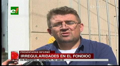 Diego Ayo presentará un segundo informe sobre las irregularidades en el Fondo Indígena