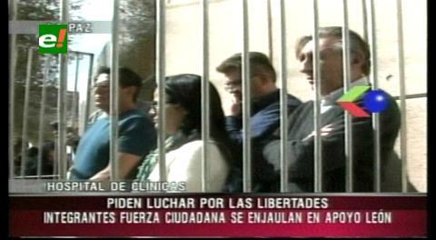 El colectivo Fuerza Ciudadana expresa su apoyo a Eduardo León