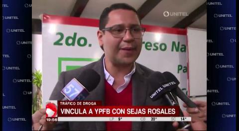 Saludan la aprobación de la extradición de Sejas Rosales