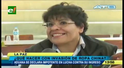 """La Aduana se declara """"impotente"""" ante el ingreso de mercadería china al país"""