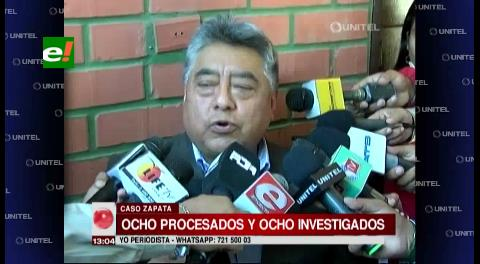 Viceministro de Gobierno acusa a la oposición de 'armar' el Caso Zapata