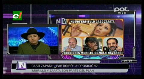 Ministra Paco considera que la Fiscalía debe procesar a Arturo Murillo por trata y tráfico de personas