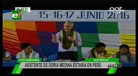 """García Linera asegura que hay una """"mafia mediático política"""" y que habrá persecución a los """"mafiosos"""""""
