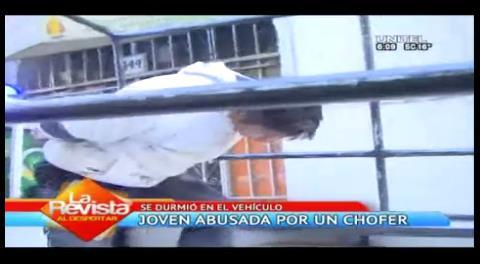 Policía aprehende a taxista acusado de agredir sexual y físicamente a su pasajera