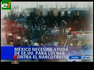 WikiLeaks: México admitió que no controla ciertas partes del país por narcotráfico