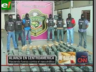 Panamá y Costa Rica unen esfuerzos contra el narcotráfico