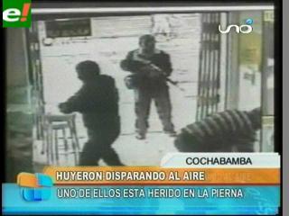 Atracan a mano armada una joyería en el centro de Cochabamba