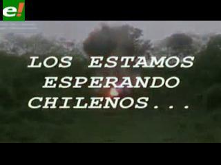 Polémica en Chile por un video incluido en sitio web del Ejército Boliviano