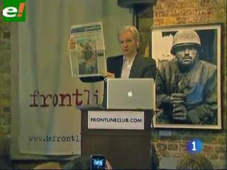 Julian Assange anuncia que seguirá con las filtraciones tras salir de la cárcel