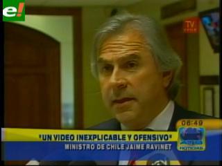 Chile pide explicaciones sobre el polémico video del Ejército boliviano