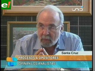 """Landívar: """"Se cometieron varios desaciertos, deben emerger nuevos dirigentes"""""""