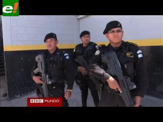 Guatemala teme más violencia por el narcotráfico