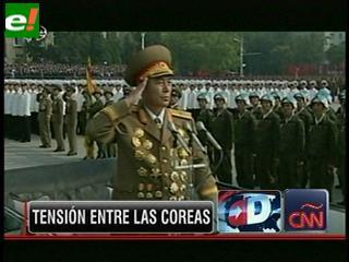 Corea del Sur se mantiene alerta