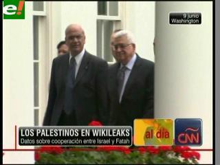Wikileaks: Elementos de Al Fatá pidieron a Israel que atacase a Hamás en junio de 2007