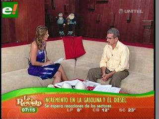 """Fernando Vincenti: """"No negamos el incremento"""""""