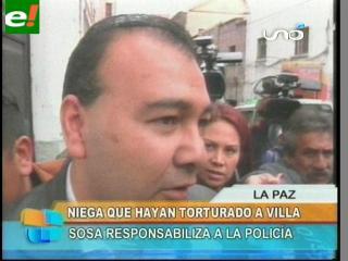 """Soza niega torturas a """"El Viejo"""""""
