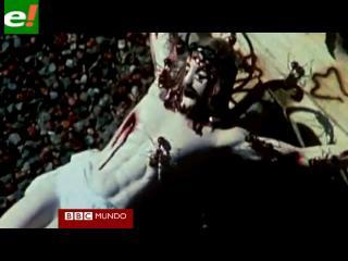 Washington: polémica por video de Cristo con hormigas