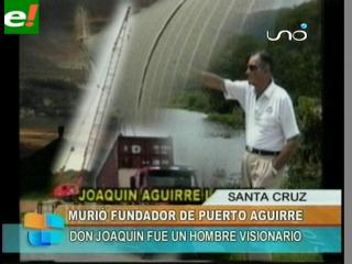 Muere Joaquín Aguirre Lavayén, el autor de Guano Maldito