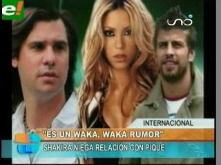 "Shakira: ""Relación con Piqué es un waka rumor"""