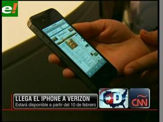 El iPhone 4 de Verizon funcionará como multi-hotspot y tendrá nueva antena