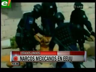 Narcos mexicanos, la amenaza de Estados Unidos