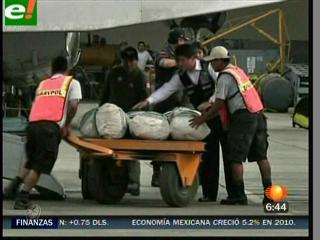 Detenidos 25 integrantes de una red que introducía cocaína de Perú en España