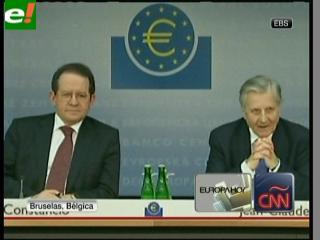 El BCE mantiene los tipos de interés en el 1% pese al repunte de la inflación