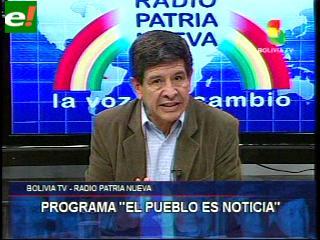 """Villegas: """"El 2013 la Planta de Río Grande estará en total funcionamiento"""""""