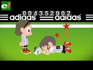 Messi, imagen del nuevo anuncio de Adidas